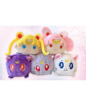 Sailor Moon Store Limited Edition Super Sailor Tsum Mascot Plush Vol. 3