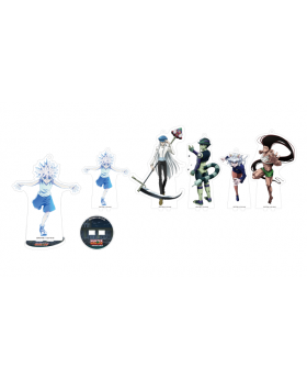 Hunter x Hunter Chimera Ant Arc Animate Cafe Goods Big Acrylic Stands SECOND RESERVATION