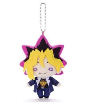 Yu-Gi-Oh Jump Shop Special Nitotan Plush Keychains Normal Yugi SECOND RESERVATION