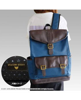 Dragon Quest XI S Square Enix Cafe Goods Backpack
