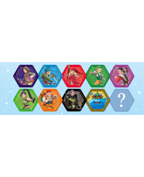Dragon Quest XI S Square Enix Cafe Goods Coaster BLIND PACKS