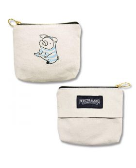 Monster Hunter World: Iceborne CAPCOM Tokyo Store Hunter's Camp Small Pouch Poogie