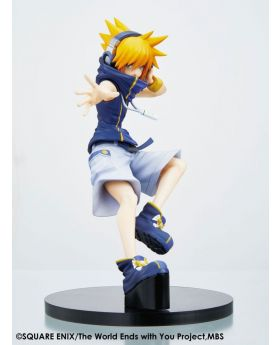 The World Ends With You Square Enix Prize Figurine Neku