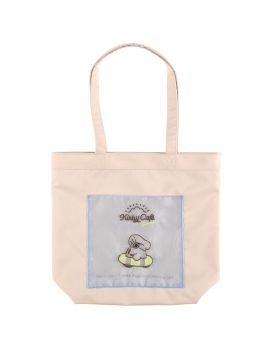 Kirby Cafe Pop-Up Store Summer Themed Mesh Tote Bag