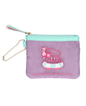 Kirby Cafe Pop-Up Store Summer Themed Mesh Card Pouch