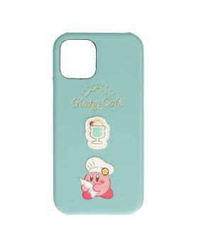 Kirby Cafe Pop-Up Store iPhone 12/12 Pro Case Melon Soda Ver.