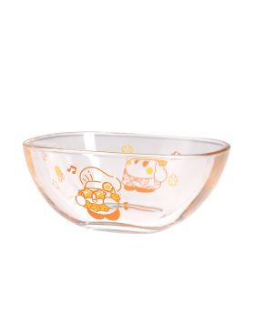 Kirby Cafe Pop-Up Store Summer Themed Glass Bowl