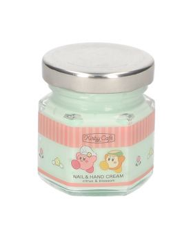 Kirby Cafe Pop-Up Store Nail & Hand Cream Citrus and Blossom Scented