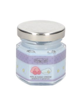 Kirby Cafe Pop-Up Store Nail & Hand Cream Grapefruit and Geranium Scented