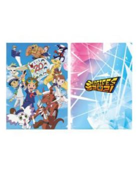 Digimon Fes 2021 Goods Clear File