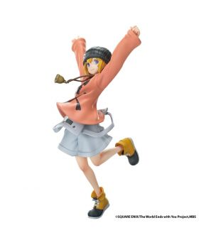 The World Ends With You Square Enix Prize Figurine Rhyme