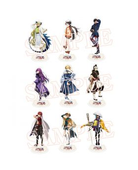 Fate/Grand Order Fes 2021 Acrylic Stand Vol. D