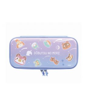 Animal Crossing New Horizons HORI Official Licensed Nintendo Product Switch Hybrid Pouch Celeste Design