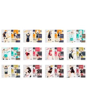 Haikyuu!! To The Top Ensky Goods Clear File