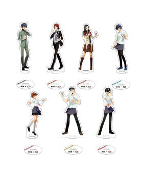 Persona 25th Anniversary Roll Ice Cream Factory Collaboration Goods Acrylic Stand