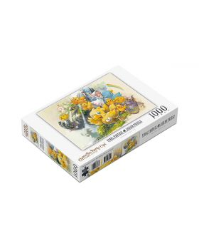 Final Fantasy Square Enix Chocobo Party Up! 1000 Piece Jigsaw Puzzle