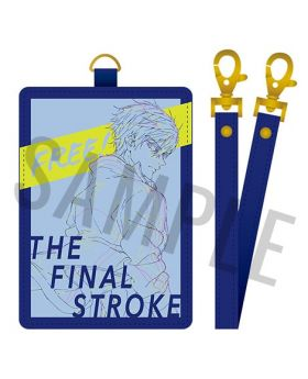 Free! the Final Stroke Movie Goods The First Volume Pass Case