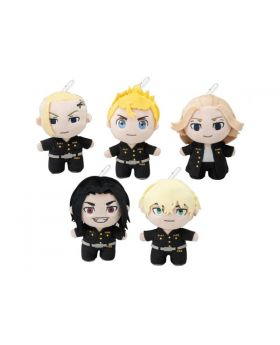 Tokyo Revengers Chara-Ani Goods CharaColle Stand Doll Plush