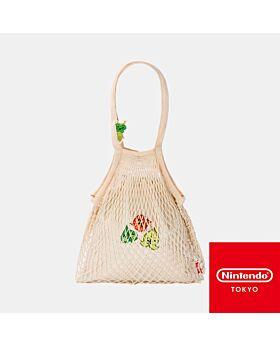The Legend of Zelda Breath of the Wild Nintendo Koroks Collection Net Tote Bag