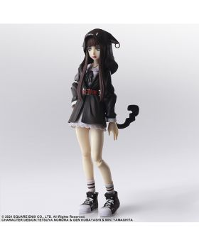 NEO The World Ends With You Square Enix Bring Arts Figurine Shoka