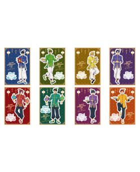 Free! The Final Stroke Movie Taito Cafe Goods Stickers