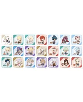 Genshin Impact Sweets Paradise Collab Goods Chibi Characters Coasters BLIND PACKS