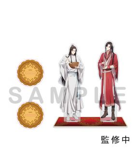 Heaven Official's Blessing Aniplex KyoMafu Goods Acrylic Stand Set