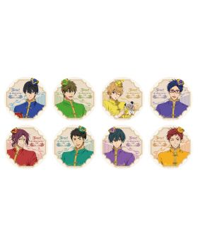 Free! The Final Stroke Movie Taito Cafe Goods Coasters BLIND PACKS