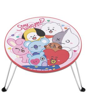 Ichiban Kuji BT21 Stay With You INDIVIDUALS Last Prize Mini Table