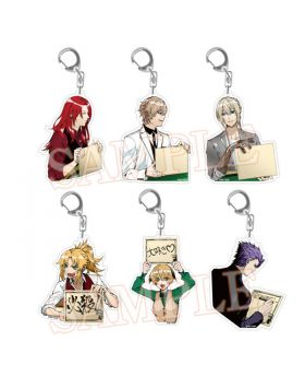 Fate/Grand Order Fes 2021 Concept Art Acrylic Keychain Vol. 2