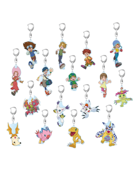 Digimon Adventure Limited Base Goods Acrylic Stand Digimon Adventure