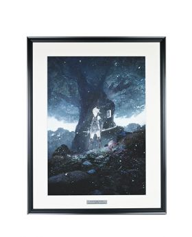 NieR Replicant Ver.1.22474487139... Square Enix Limited Edition Framed Art