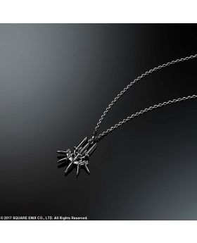 NieR Automata Square Enix Silver Necklace YoRHa SECOND RESERVATION