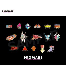 PROMARE Aniplex+ Limited Edition Goods Pin Badge Collection SET SECOND RESERVATION