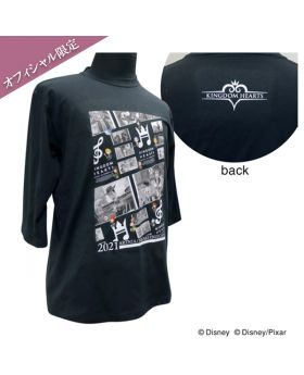 Kingdom Hearts Melody Of Memory Cafe Square Enix Cafe Limited T-Shirt