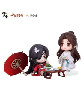 Heaven Official's Blessing Qing Cang Official Xie Lian and Hua Cheng Figurine Set