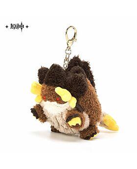 Genshin Impact miHoYo Special Azhdaha Plush Keychains Fuzzy Version