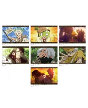 Dr. STONE Dash Store Limited Post Card Set