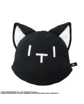 NEO The World Ends With You Gatto Nero Brand Cushion Nyantan
