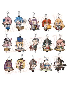 Fate/Grand Order Fes 2021 Connectable Rubber Strap