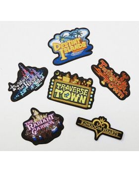 Kingdom Hearts Melody Of Memory Cafe Patch Collection Type B BLIND PACKS