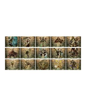 SINoALICE Square Enix Cafe 3rd Anniversary Goods Placemat BLIND PACKS