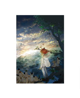 The Promised Neverland Exhibition Goods 1000 Pc Puzzle