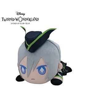 Twisted Wonderland Sega Prize Mega Jumbo Nesoberi Plush Silver